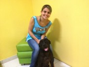 Cadela com câncer que seria morta por tutor passa por quimioterapia em Macapá, AP