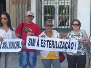 Portugal: Petição contra abate dos animais no Canil de Braga entregue na Câmara Municipal