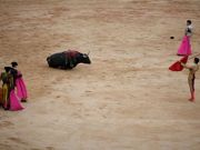 Prefeito de Bogotá sobre as touradas: 'Lamento que haja quem se divirta com a morte'