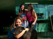 DF: Terceiro cachorro resgatado em depósito onde animal foi maltratado também está ferido