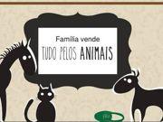 Família se muda de Brasília e venderá tudo para ajudar animais do DF
