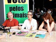 Candidatos ao governo de Minas recebem agenda em defesa dos animais