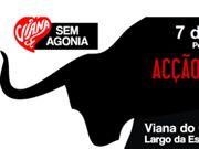 Portugal: Defensores dos animais manifestam-se este domingo em Viana contra realização de tourada