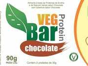 A primeira barra de proteína vegana do Brasil