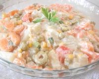veggie salada