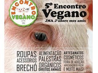 5º Encontro Vegano acontece neste domingo, na Vila Mariana, São Paulo
