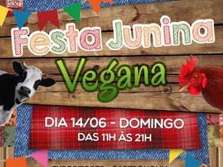 Vegnice fará Festa Junina Vegana em SP