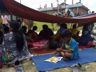 SOS Nepal: saiba como doar alimentos veganos, suprimentos e kit's de primeiros socorros para 8 milhões de pessoas
