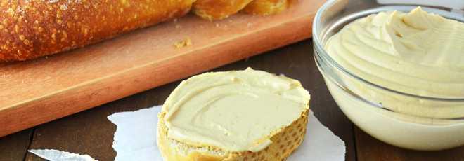 RECEITAS temperoalternativo Cream cheese de castanha D