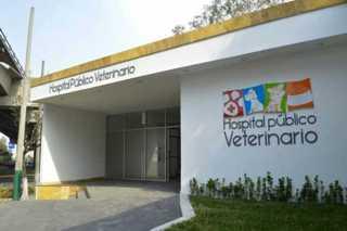 Primeiro hospital público veterinário no México já é uma realidade