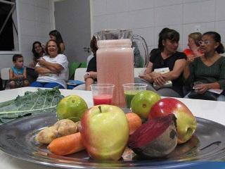 Culinária vegana é tema de oficina no Centro da Juventude em São José dos Campos, SP