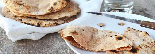 RECEITAS temperoalternativo Chapati pao indiano D