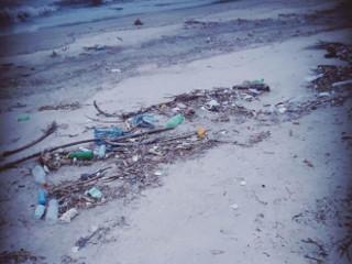 RJ Angra lixo praia2 H