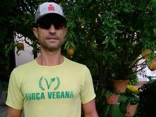 Equipe representa atletas veganos no esporte