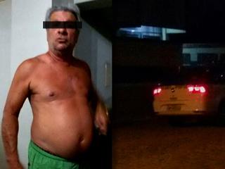 Idoso mata gato a pauladas, joga no valão e vai parar na delegacia de Campos, RJ