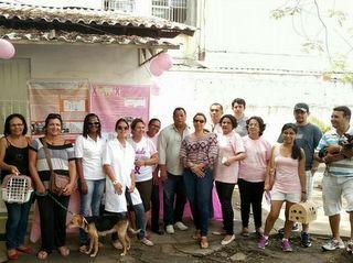 RJ: Prefeitura de Niterói promove ações do Outubro Rosa para cães e gatos