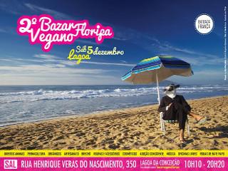 2º Bazar Vegano Floripa terá mais de 80 expositoras e rodas de conversa