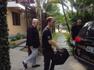 Superintendente do Ibama em SC é preso pela Polícia Federal