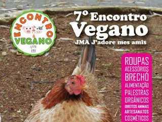 7º Encontro Vegano acontece no próximo domingo, dia 25, na Vila Mariana, São Paulo