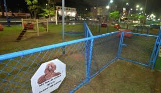 Primeiro 'cachorródromo' de Salvador (BA) é inaugurado