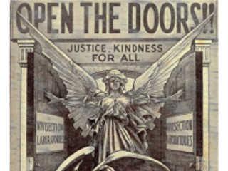 A Primeira Igreja dos Direitos dos Animais tentou lançar o movimento em 1921