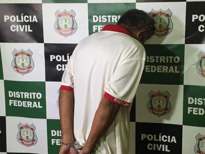 Carroceiro detido por maltratar animais agora é preso no DF suspeito de estuprar filha e netas; ele nega