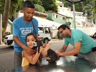 Vacinação antirrábica animal acontece em bairros de Petrolina, PE