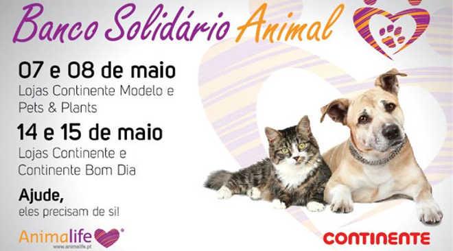 Portugal banco alimentar animal