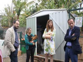 Portugal: Novo estatuto jurídico dos animais motiva visita do PSD Madeira a associação protetora