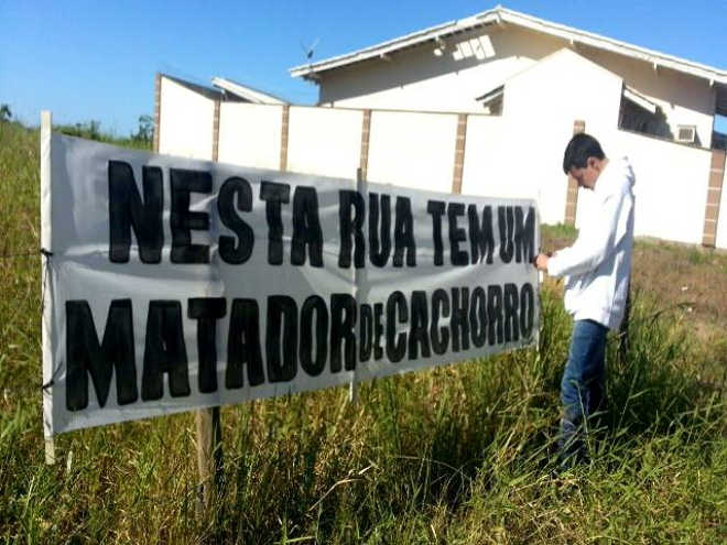 Oito cachorros morrem envenenados na Itaipava, em Itajaí, SC