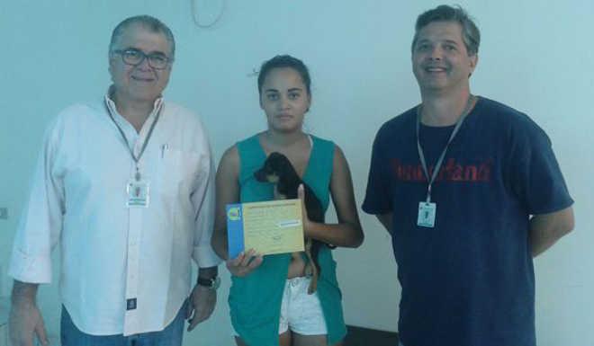 Centro de Controle de Zoonoses doa 31 animais em Campanha de Adoção em Itu, SP