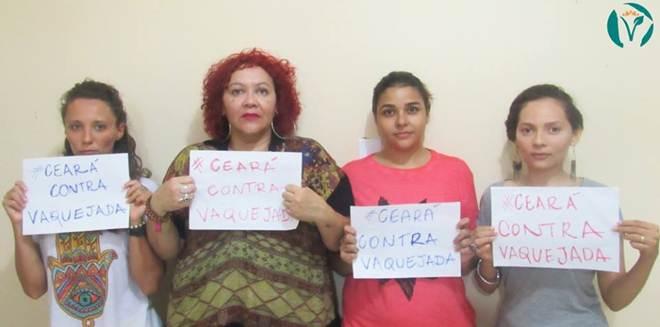Cearenses criam grupo para difundir veganismo e lutam contra vaquejadas