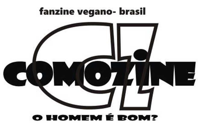 Amanhã será lançado o primeiro fanzine vegano: Comozine