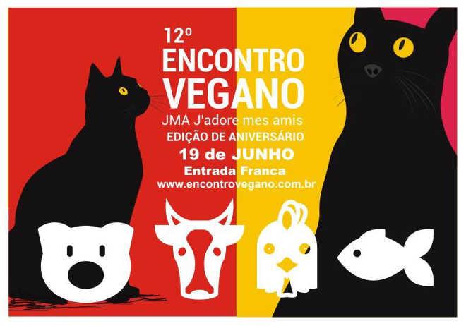 12º Encontro Vegano JMA comemora 2 anos de evento em São Paulo