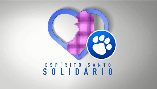 ES Solidário: campanha recebe doações de ração para animais abandonados