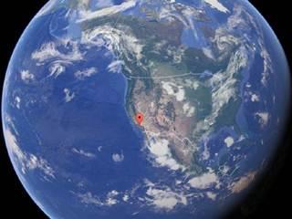 Queimadas destroem florestas e matam animais em Los Angeles, Califórnia, Estados Unidos