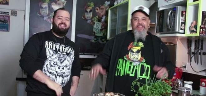 João Gordo estreia programa de culinária vegana no YouTube