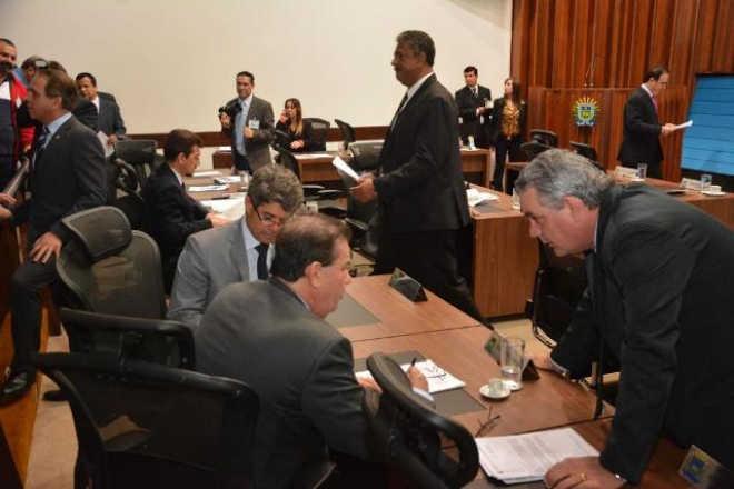 Implantação de pontos para a travessia de animais silvestres é analisado na Assembleia Legislativa de MS