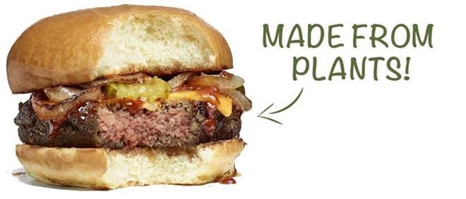 Microsoft teria investido em startup de hambúrguer vegano antes da Google