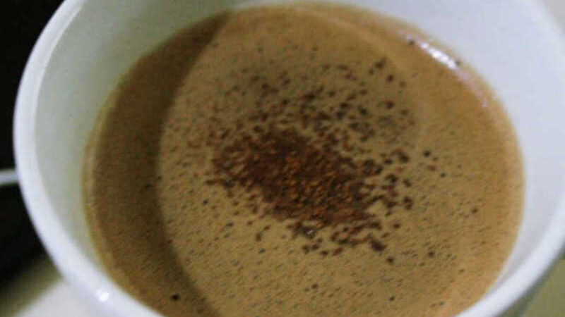 Sublime chocolate quente