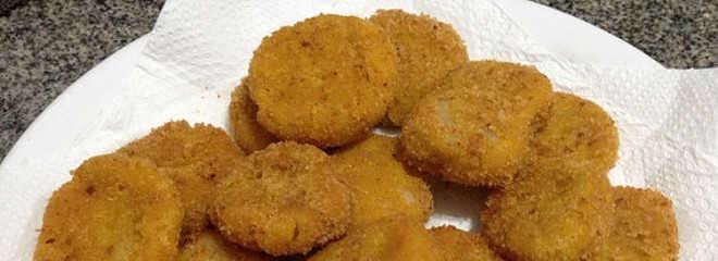 Nuggets de milho (crudinhos)