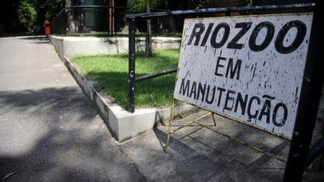 Aberração: Empresa que vai gerir Zoo do Rio não precisa ter experiência com animais