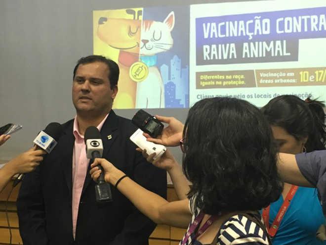 Começa neste sábado vacinação contra raiva em áreas urbanas do Distrito Federal