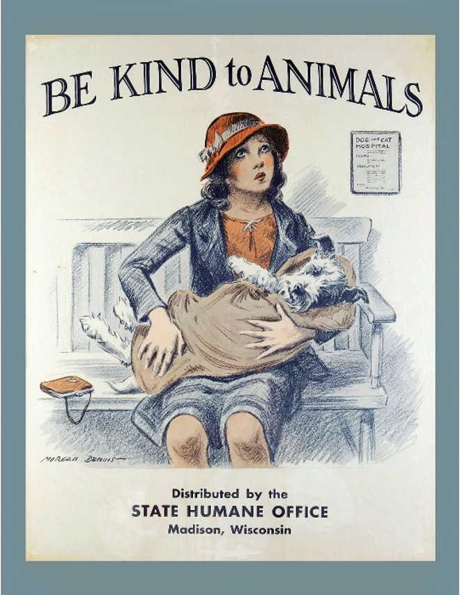 Direitos animais: do que são feitas as meninas?