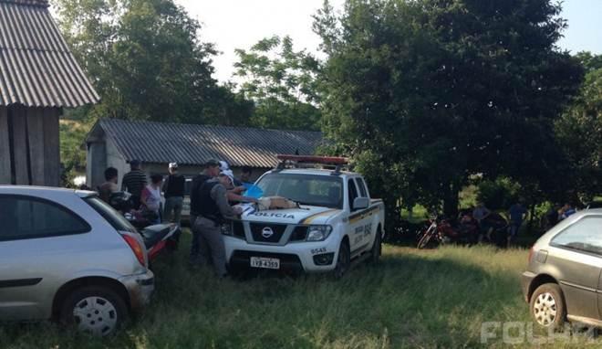Rinha de galo é flagrada em Vicente Dutra, RS