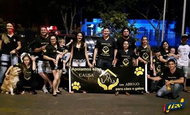 Caminhada em prol criação de abrigo de animais acontecerá domingo em São Gabriel do Oeste, MS