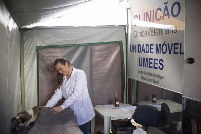 Castramóveis fazem atendimento no Pinheirinho e Bairro Novo até sábado em Curitiba, PR