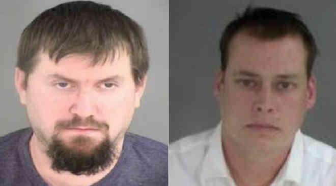 Detidos por sexo com oito rottweilers