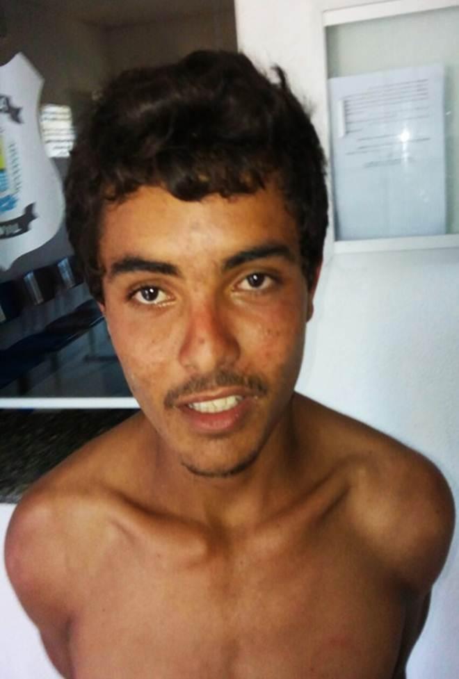Jovem é preso ao torturar e ferir jumento em Luís Correia, PI