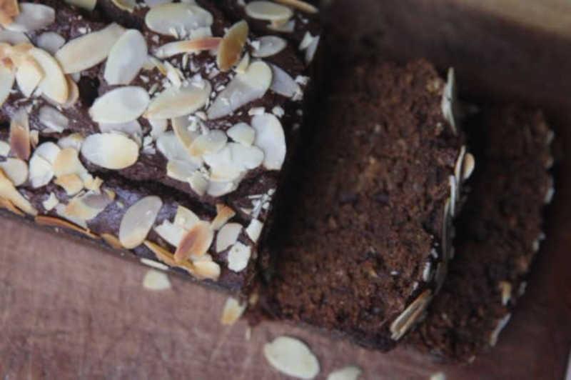 Bolo de melado e especiarias
